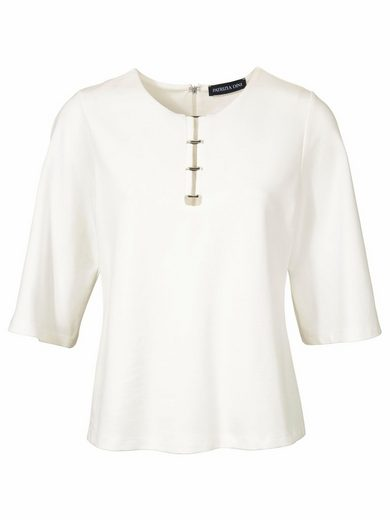 Patrizia Dini By Heine Shirt With Decorative Buckles