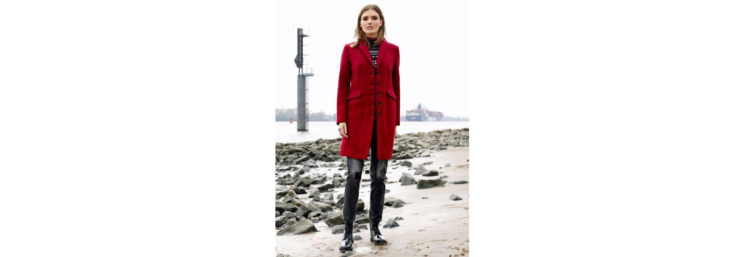 Amy Vermont Kurzmantel in Trendfarbe 100% Authentisch Verkauf Online Zuverlässig Günstiger Preis aJ4AVv7