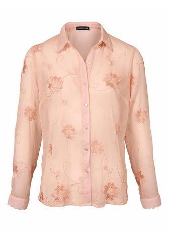 TIMELESS блуза с окантовка