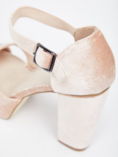 Bianco Schlichte Basic- Sandalen