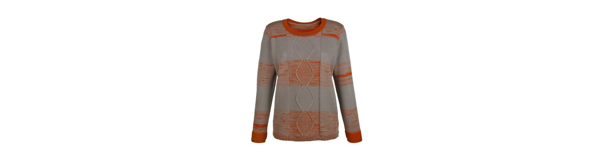 Freies Verschiffen Aus Deutschland Dress In Pullover in Streifenoptik Empfehlen Verkauf Online Bester Ort Großhandelspreis 8lOAXpxp3g