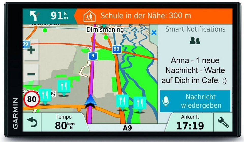 garmin navigationsger t drive smart 61 lmt d ce otto. Black Bedroom Furniture Sets. Home Design Ideas