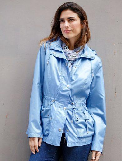 Paola Jacke in leicht glänzender Qualität