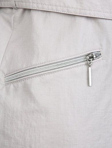 Paola Jacke mit asymmetrischem Reißverschluss