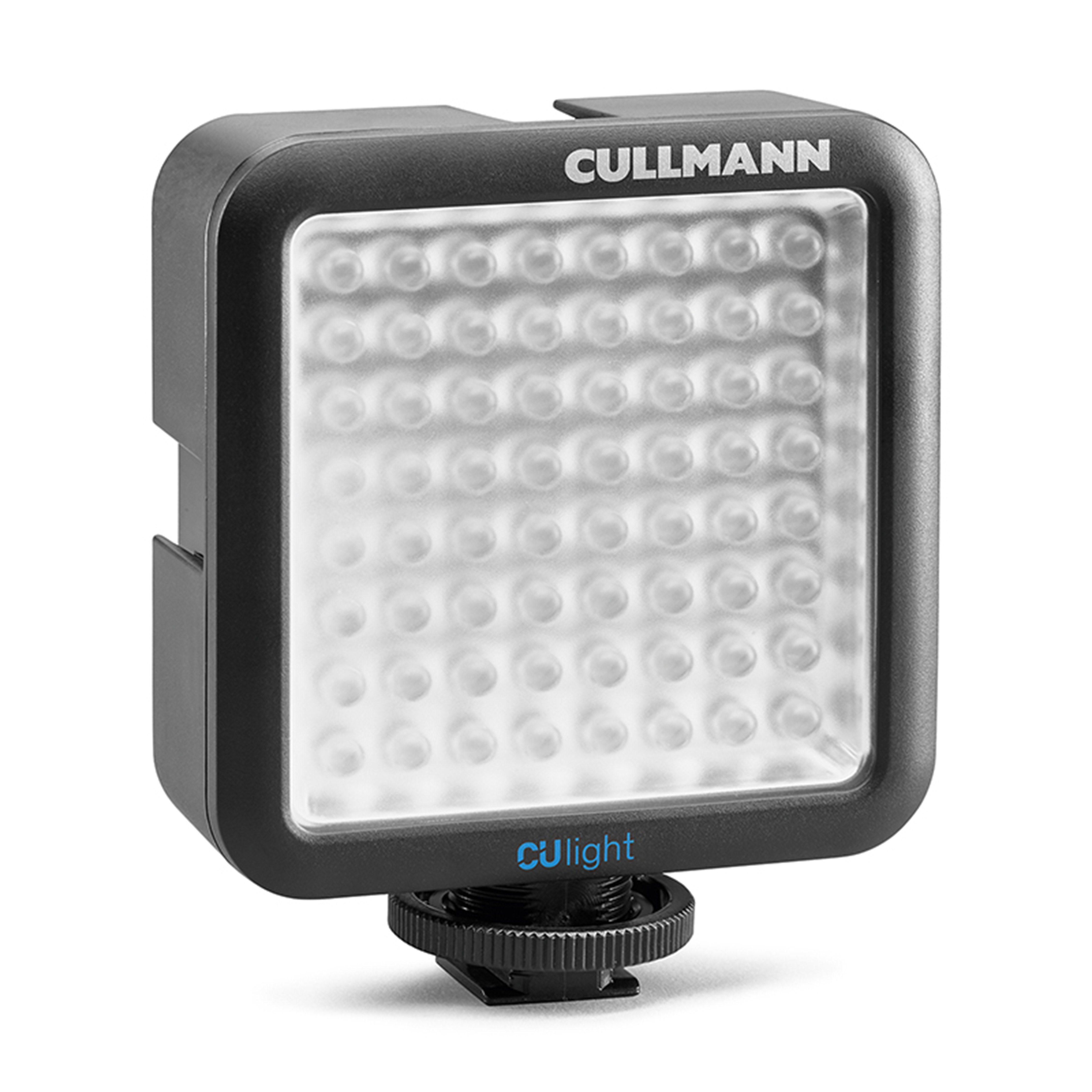 Cullmann LED-Videoleuchte, Tageslicht, 220 Lux / 5600 Kelvin »Culight V 220DL«