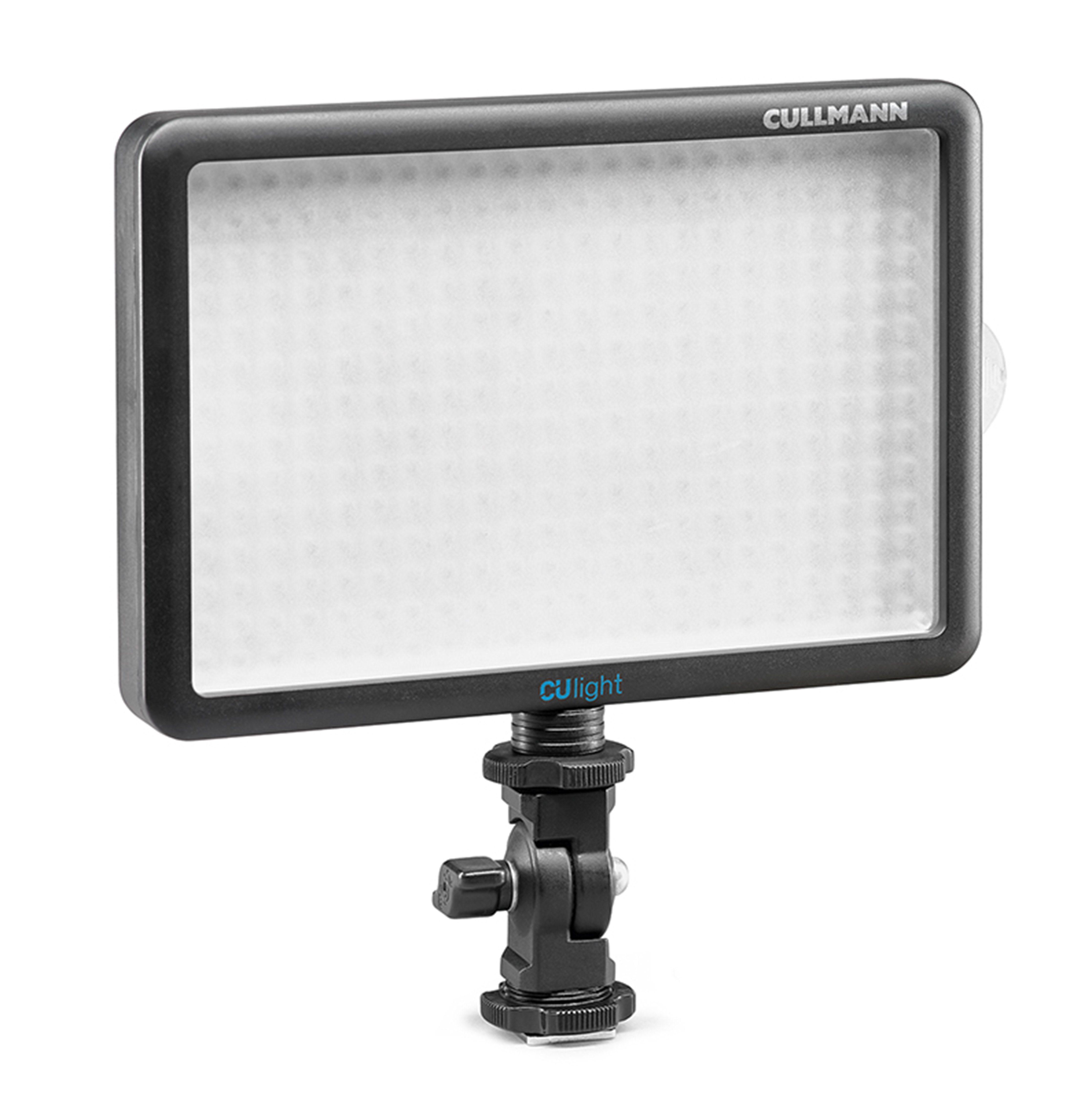 Cullmann LED-Videoleuchte, Bi-Colour, Diff.scheibe, 3.300-5.600 K »Culight VR 860BC«
