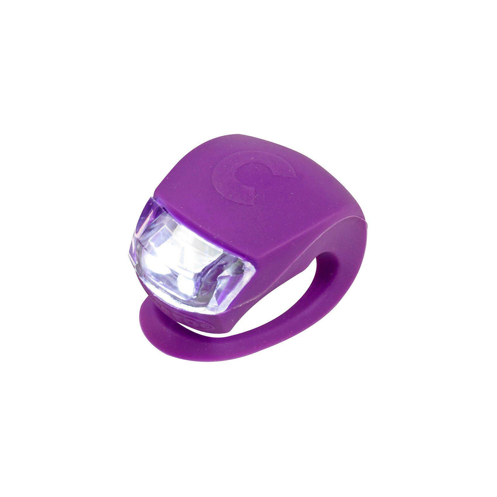 Micro LED Leuchte, lila