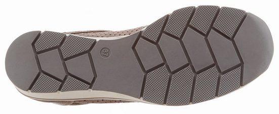 Supremo Sneaker, in trendiger Metallic-Optik