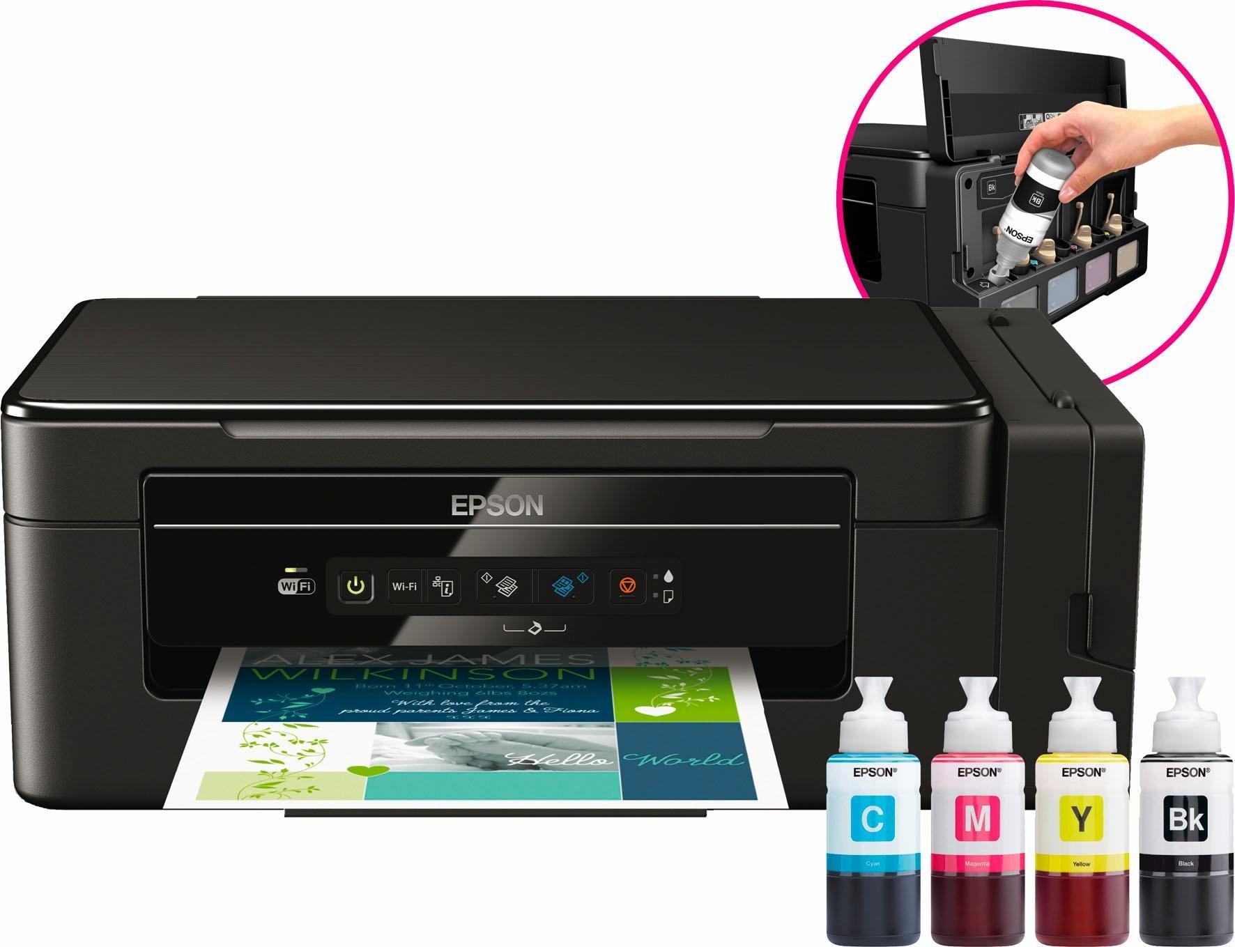 EcoTank ET-2600 Multifunktionsdrucker