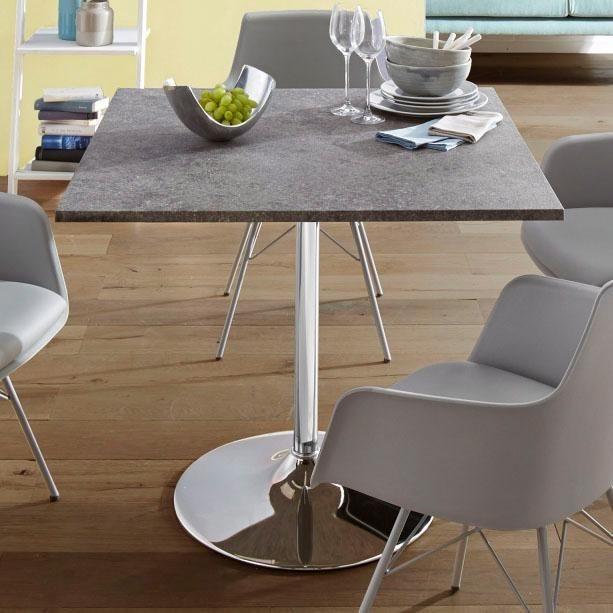 Esstisch, quadratisch, Breite 90 cm online kaufen | OTTO