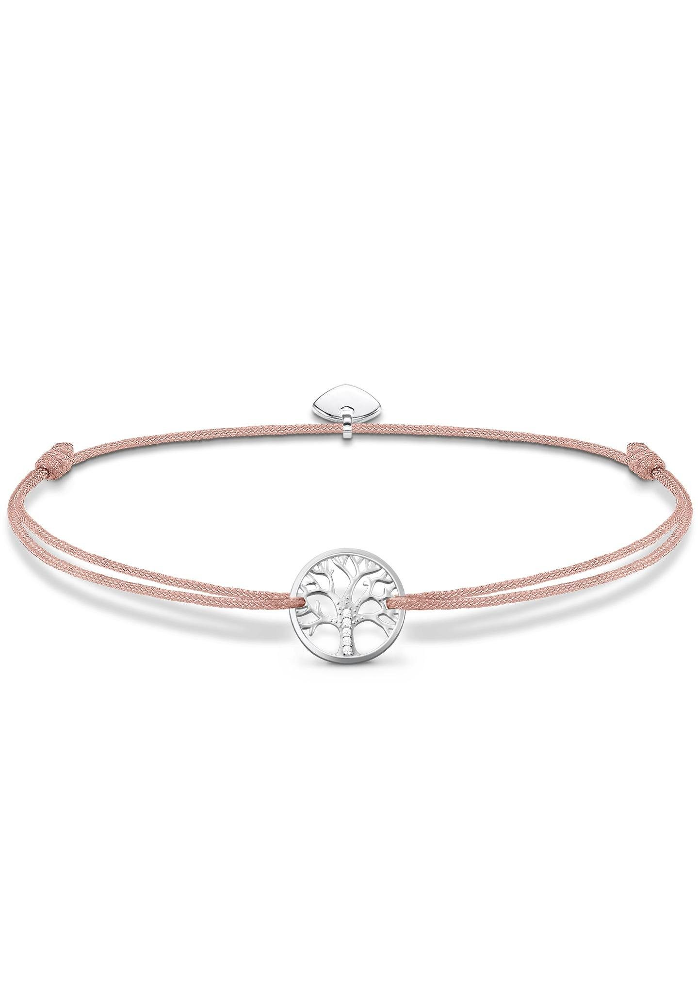 THOMAS SABO Armband »Little Secret Tree of Love, LS031-401-19-L20v«, mit Zirkonia