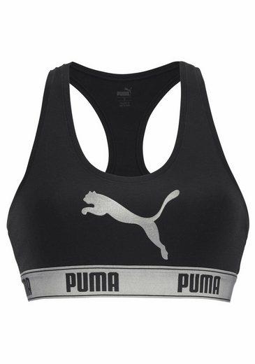 Puma Racerback Bustier Cotton Modal Stretch
