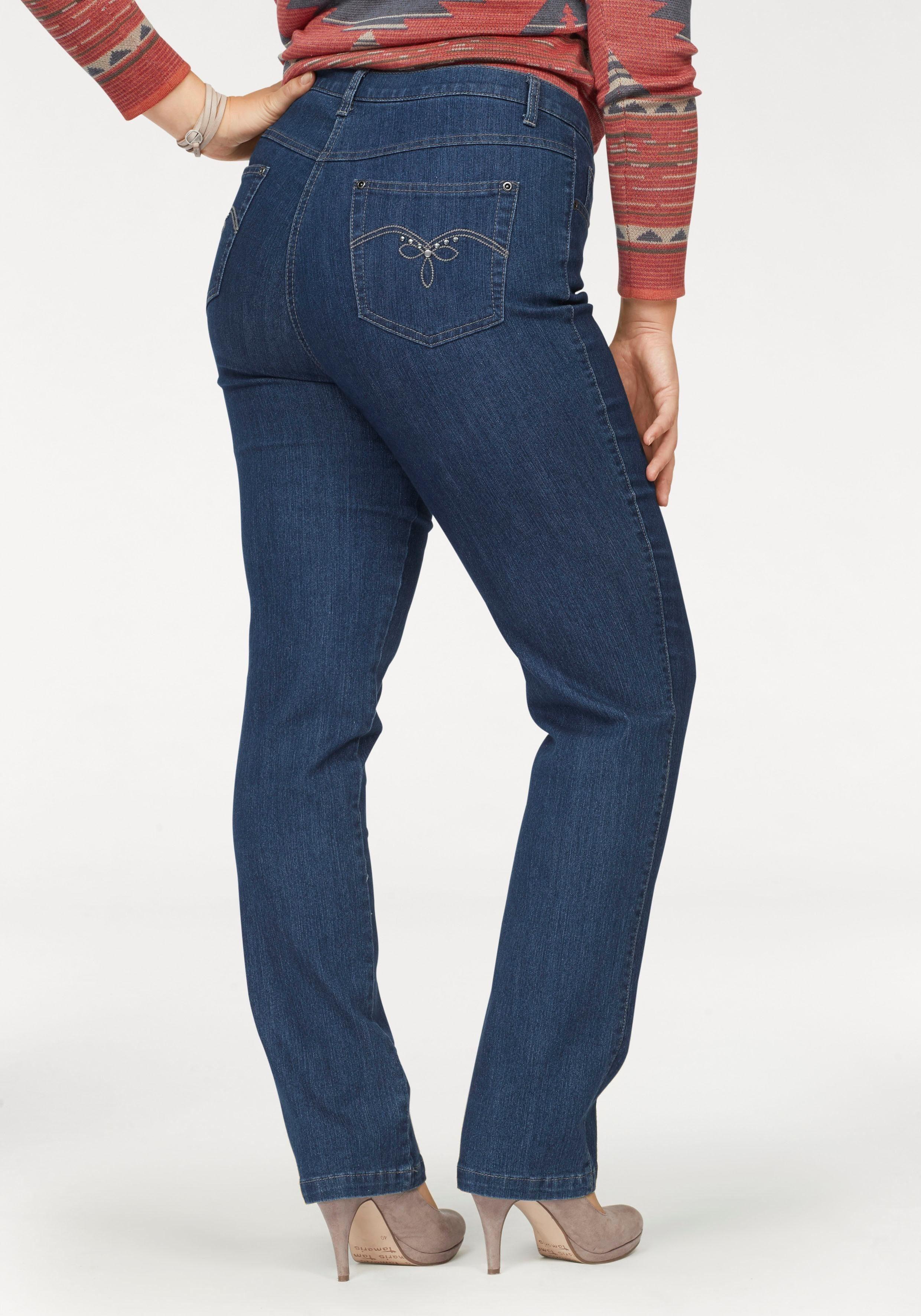 Arizona Gerade Jeans Comfort Fit