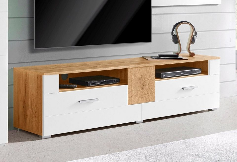 lowboard wobona breite 159 cm online kaufen otto. Black Bedroom Furniture Sets. Home Design Ideas