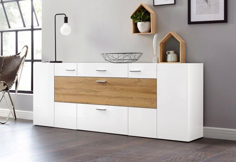 sideboard breite 165 cm online kaufen otto. Black Bedroom Furniture Sets. Home Design Ideas