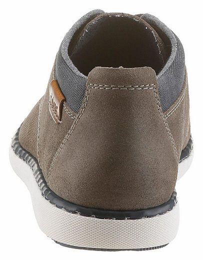 Rieker Sneaker, With Fashionable Perforation