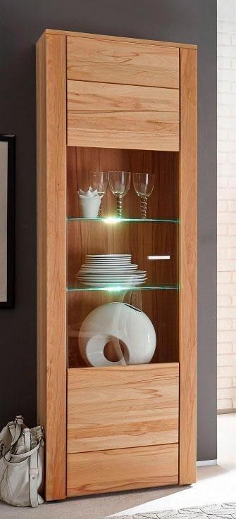 vitrine h he 190 cm 2 jahre hersteller garantie online kaufen otto. Black Bedroom Furniture Sets. Home Design Ideas