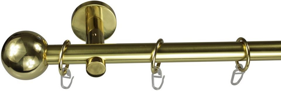 gardinenstange garesa carbo 1 oder 2 l ufig nach ma 20 mm online kaufen otto. Black Bedroom Furniture Sets. Home Design Ideas