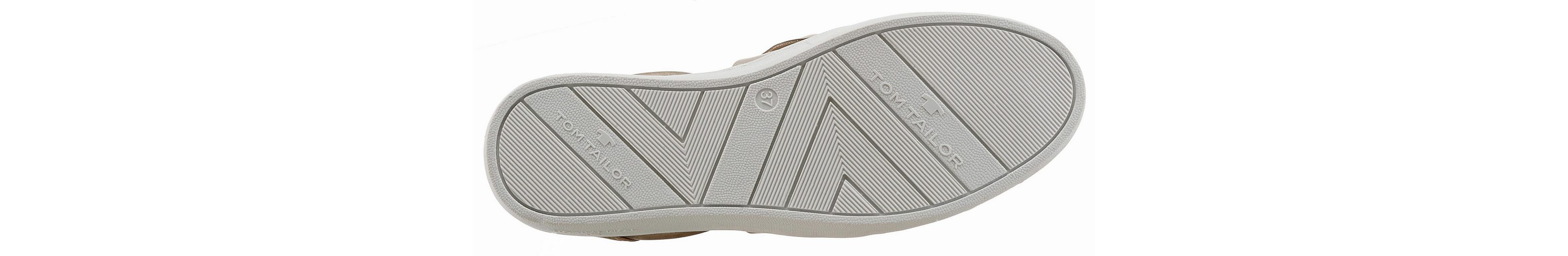 Tom Tailor Slip-On Sneaker, mit Zierschleife