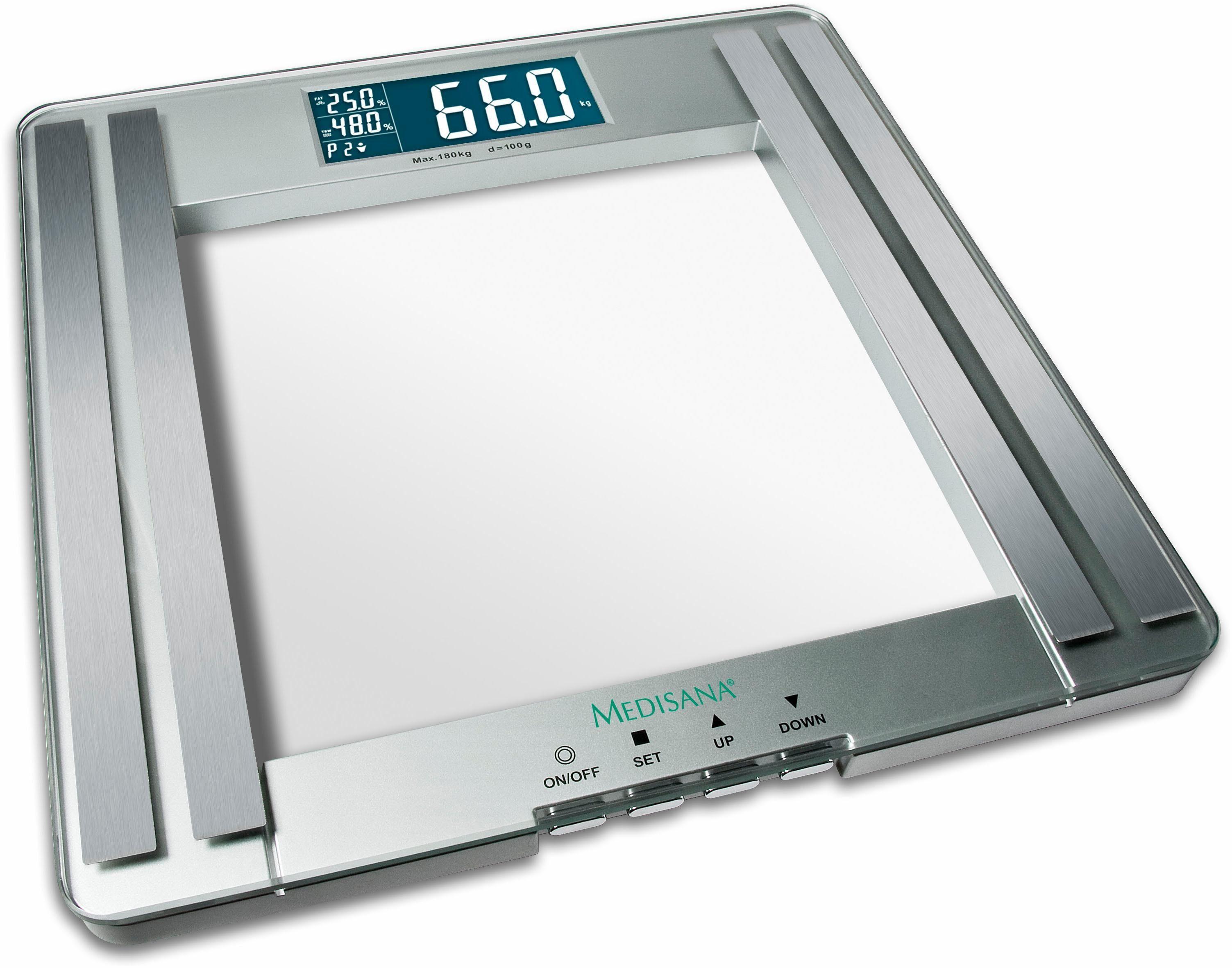 Medisana, digitale Körperfettwaage, »PSM M40446«
