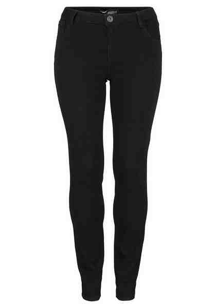 Arizona Skinny-fit-Jeans »Ultra-Stretch«, Mid Waist