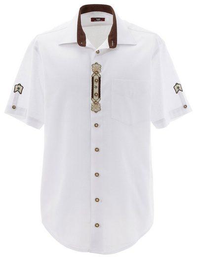 OS-Trachten Trachtenhemd im Landhaus-Stil