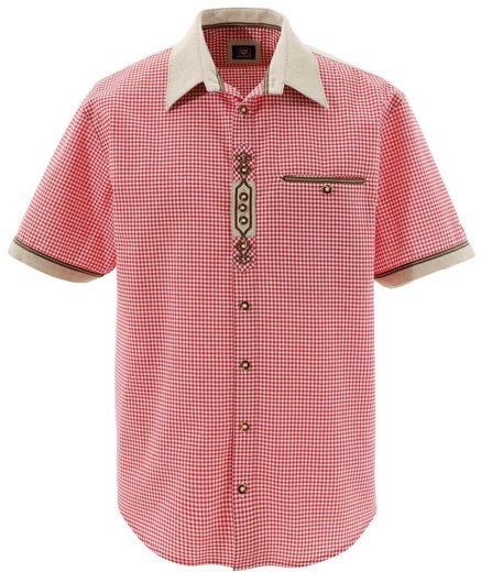 Os-seek Costume Shirt In Karo-design