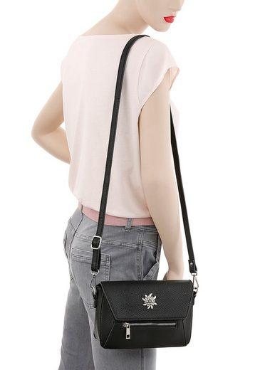 Edelweiß appliaktion Trachtentasche Klimm Edelweiß Mit Mit Mit Trachtentasche Trachtentasche Klimm Klimm appliaktion fSTOOw