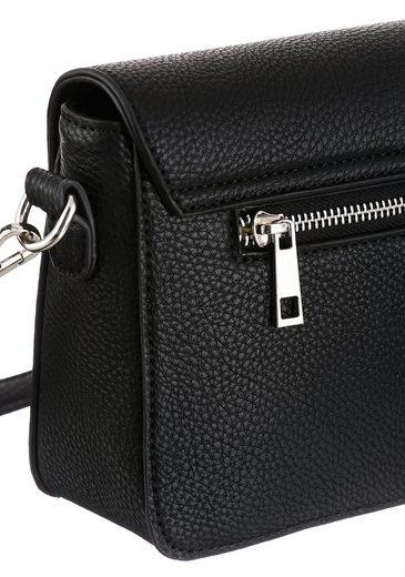 Klimm Trachtentasche mit Edelweiß-Appliaktion