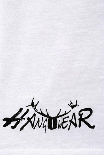 Hangowear Trachtenshirt Herren im Used Look
