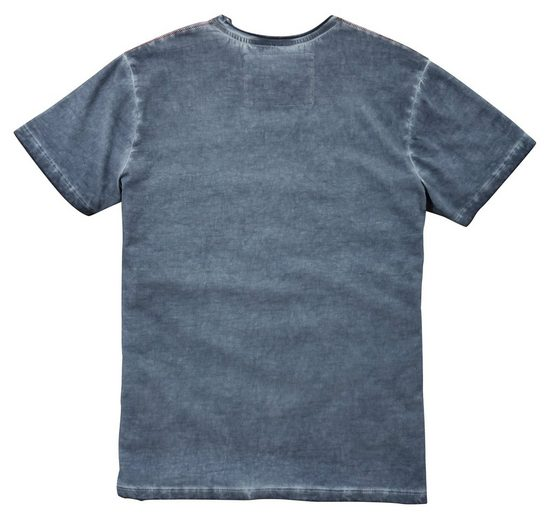Marjo Costume Shirt Men With Print Front