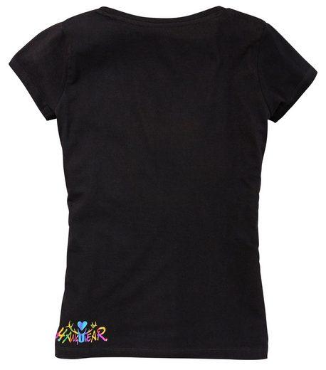Hangowear Trachtenshirt Damen mit Aufdruck