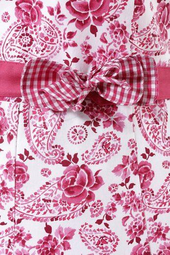 Hohenstaufen Trachtenkleid Damen mit Blumenprint