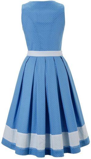 Berwin & Wolff Trachtenkleid Damen mit Perlmuttknöpfe