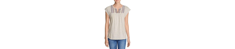 100% Ig Garantiert Günstiger Preis Verkauf Ausgezeichnet Eddie Bauer Laurel Canyon Besticktes Shirt - Gestreift Freies Verschiffen Nagelneues Unisex Spielraum Limitierte Auflage fmfbn7