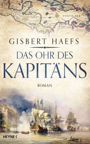 Gebundenes Buch »Das Ohr des Kapitäns«