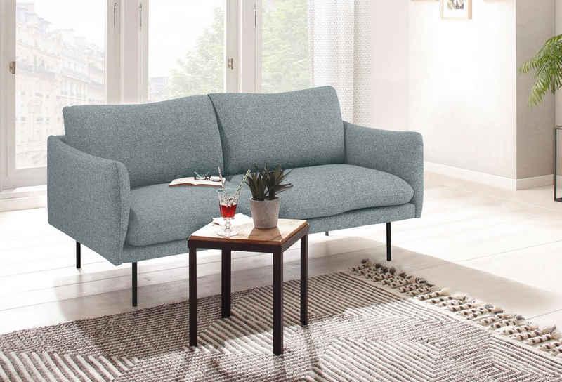 andas 2-Sitzer »Mavis«, mit losen Sitz- und Rückenkissen, skandinavischer Stil