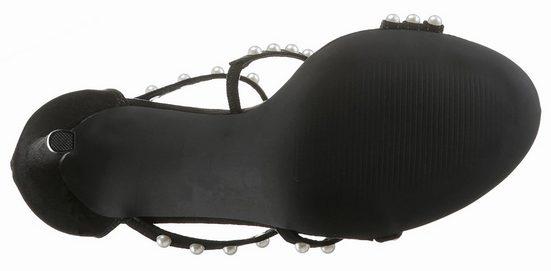 STEVE MADDEN High-Heel-Sandalette, mit zarten Riemchen