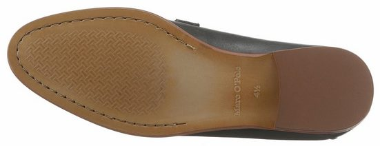 Marc O'Polo Slipper, in schlichter Optik