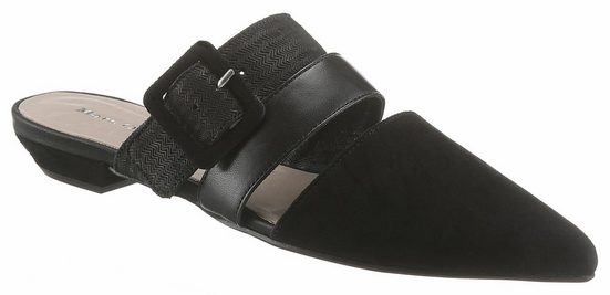 Marc O'Polo Clog, in spitzer Form