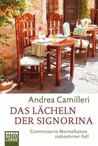 Broschiertes Buch »Das Lächeln der Signorina / Commissario...«