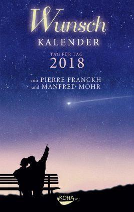 Kalender »Wunschkalender 2018«