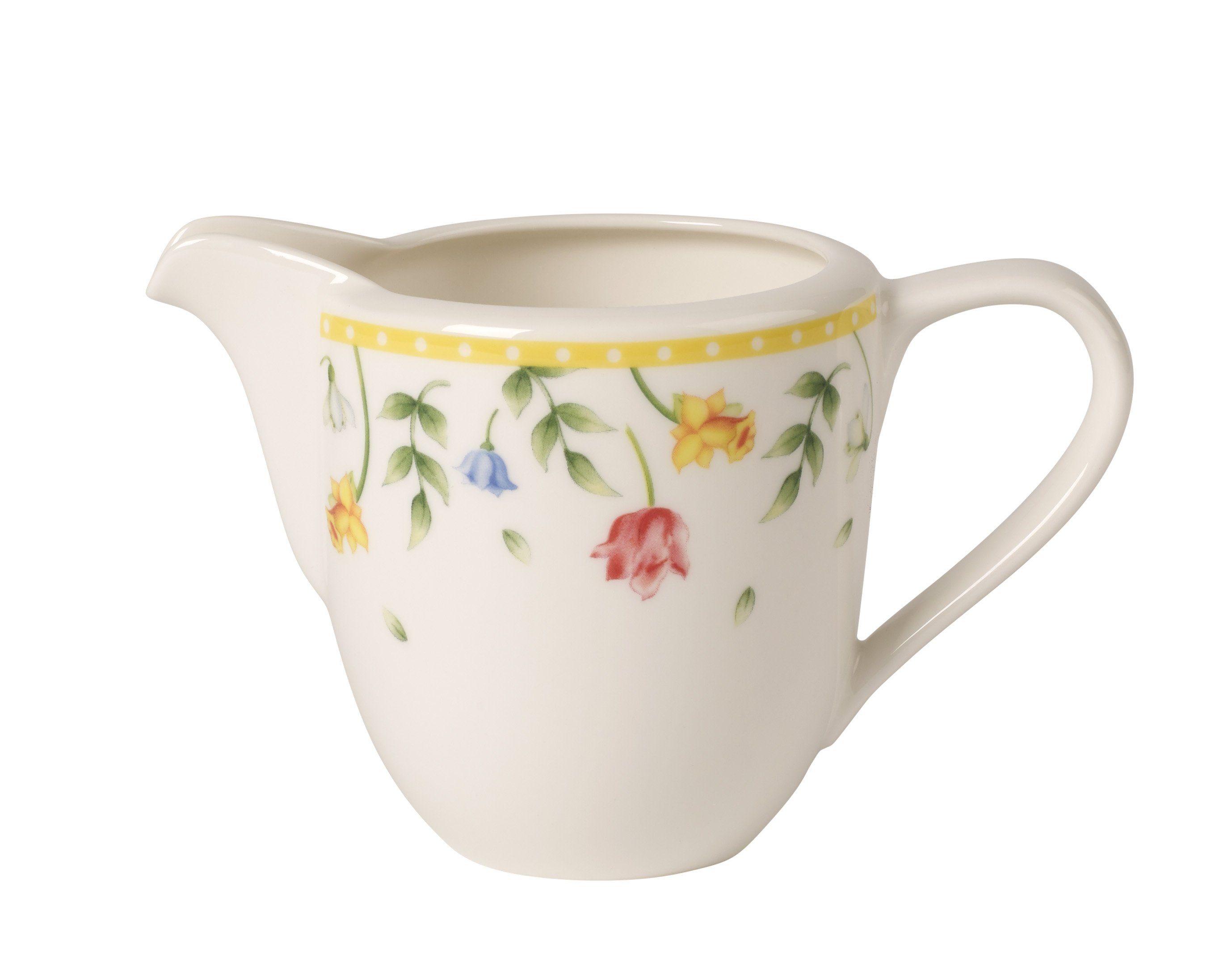 Villeroy & Boch Milchkännchen Blumenwiese »Spring Awakening«