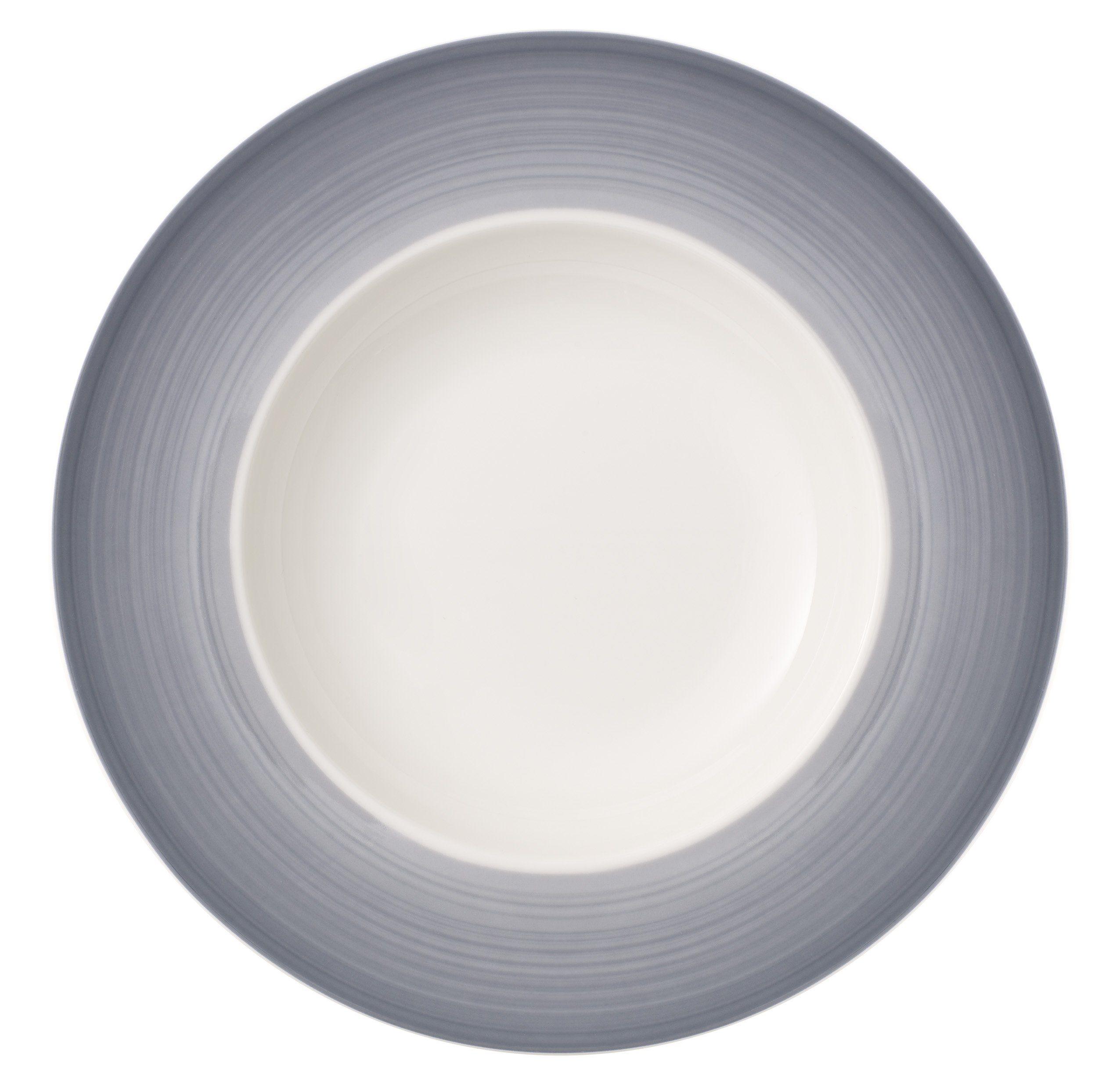Villeroy & Boch Teller tief/Pastateller »Colourful Life Cosy Grey«