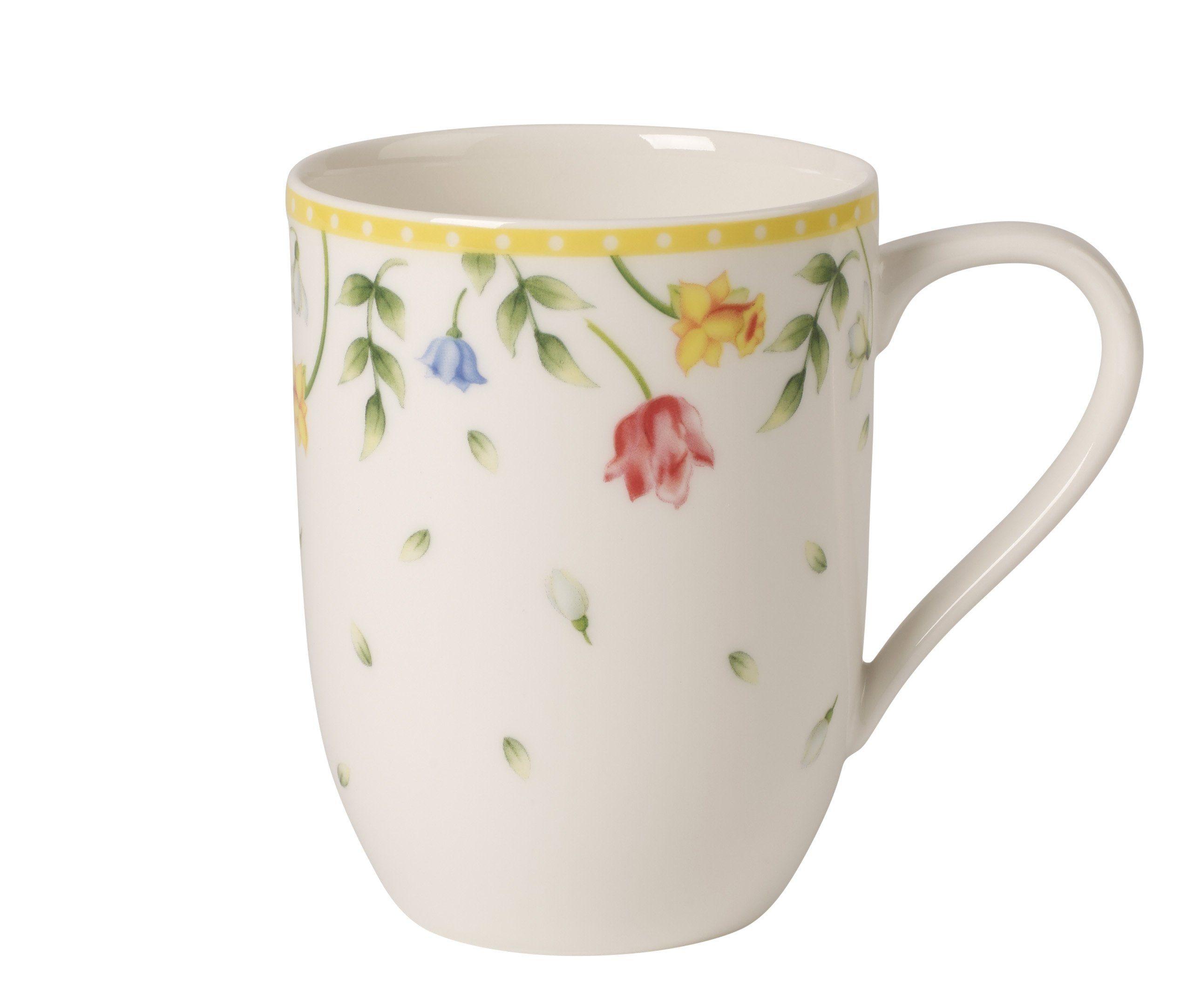 Villeroy & Boch Kaffeebecher Blumenwiese »Spring Awakening«