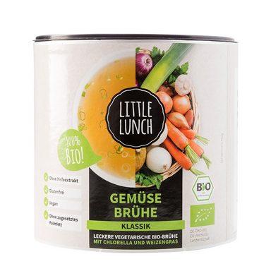 Little Lunch Little Lunch Gemüsebrühe Klassik vegan