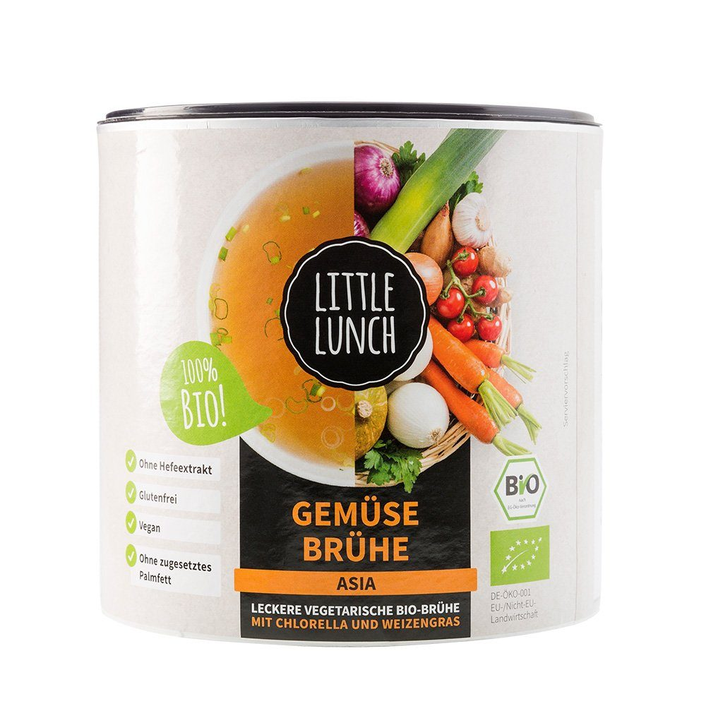 Little Lunch Little Lunch Gemüsebrühe Asia vegan