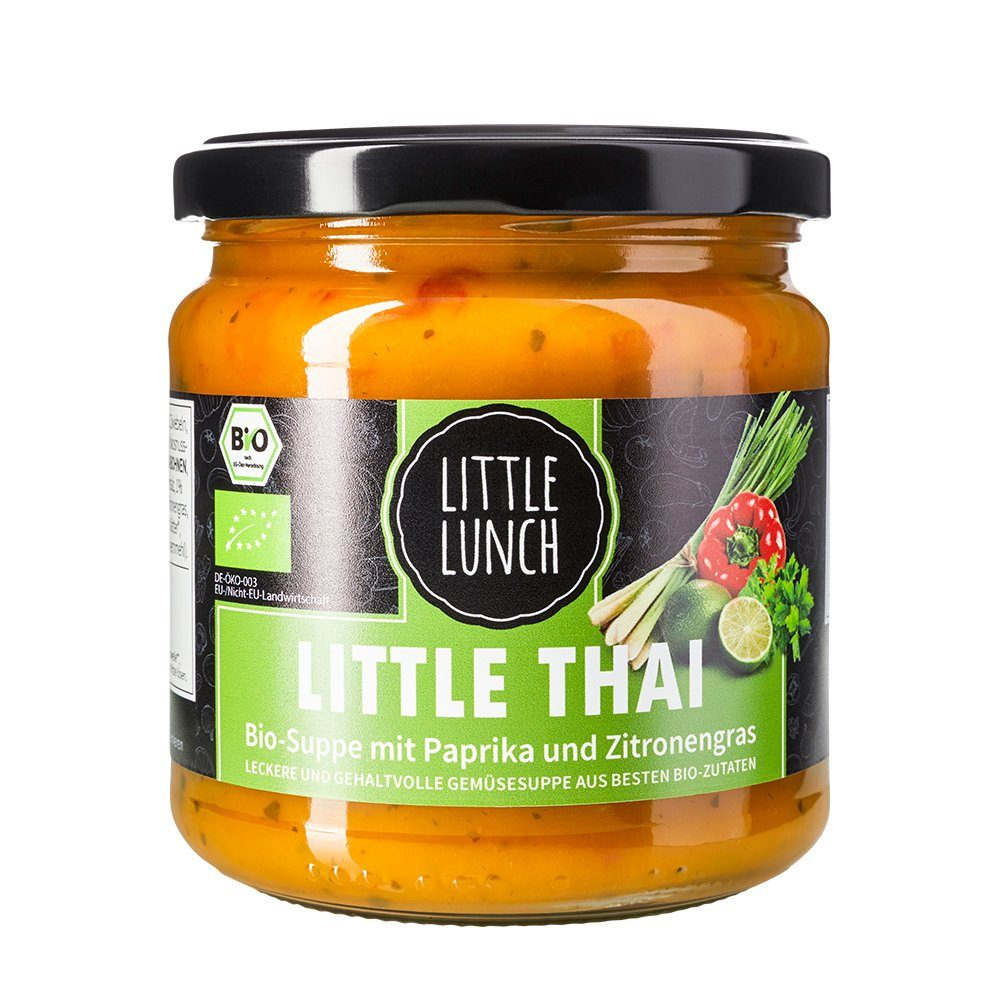 Little Lunch Suppe Little Thai vegan