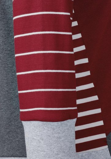 CECIL Smartes Patchwork Shirt