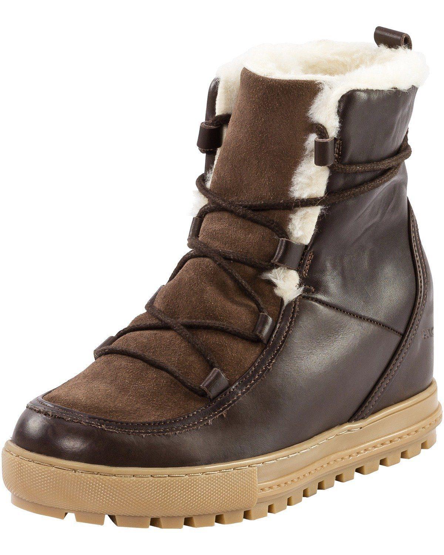 Aigle Boots Laponwarm, braun, Camel